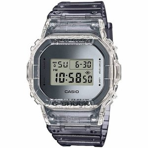 CASIO カシオ G-SHOCK クリアスケルトン DW-5600SK-1 Gショック 腕時計 Clear Skeleton 海外モデル メンズ腕時計 プレゼント|grans