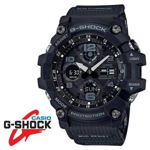 カシオ 時計 CASIO G-SHOCK Gショック マッドマスター GWG-100-1A ブラック メンズ 腕時計 MUDMASTER ウォッチ 並行輸入品 プレゼント|grans