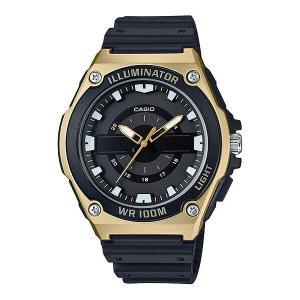 カシオ 時計 CASIO MWC-100H-9AV 防水樹脂 クォーツ ブラック メンズ 腕時計 メンズ ウォッチ 並行輸入品 クリスマス プレゼント|grans