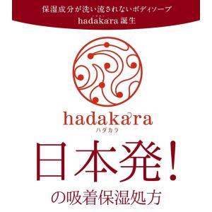 LIONライオンhadakaraハダカラボディソープフルーツガーデンの香り本体500ml|grans|02