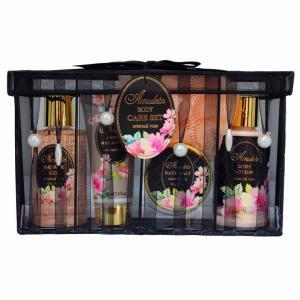 AMULETOアムレートボディケアセット5点オリエンタルローズの香り日本グランドシャンパーニュプレゼントギフト|grans