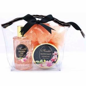 AMULETOアムレートポーチセット3点オリエンタルローズの香り日本グランドシャンパーニュプレゼントギフト|grans