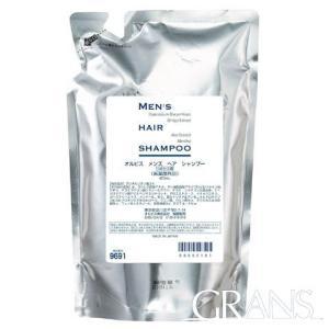 ORBIS オルビス メンズヘアシャンプー つめかえ用 レフィル420mL 医薬部外品|grans