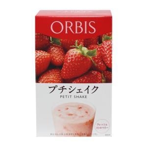 ORBIS オルビス プチシェイク フレッシュストロベリー 100g×7食分 1食153kcal...