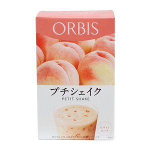 ORBIS オルビス プチシェイク ホワイトピーチ 100g...