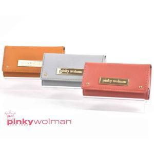 キーケースレディース4連かわいいおしゃれピンキーウォルマンpinkywolmanスイートシリーズSWEETキーケース84033全3色|grans
