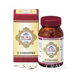 世田谷自然食品 グルコサミン+コンドロイチン 240粒 約1ヶ月分 サプリメント|grans