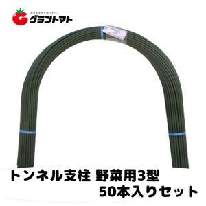 トンネル支柱 野菜用 11mm×2100mm パック売り50本いり セキスイ樹脂|grantomato