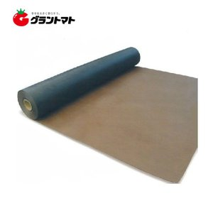 ザバーン防草シート240BB 1m×30m 240BB1.0 0.64mm厚 ブラック/ブラウン プ...
