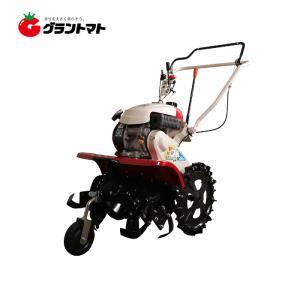 フロント耕耘機 畑のスイッチKHR350M 家庭菜園の耕運機 カントウ農機【代金引換不可】|grantomato