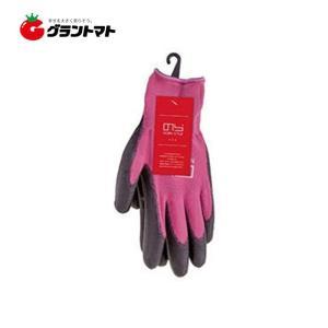 農家さん手袋 Mサイズ 10双入り ピンク NSR-45 のらスタイル|grantomato