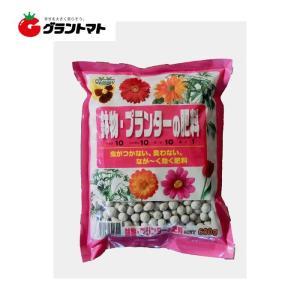 鉢物・プランターの肥料 600g 10-10-10-1 室内安心無臭タイプ ドリーム|grantomato