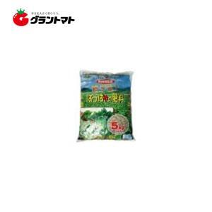 はっぱやの肥料 10-7-8 5kg|grantomato