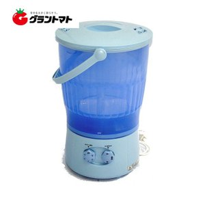 電動マルチ洗浄機 AK-M60 簡易電気バケツ アルミス【取寄商品】|grantomato