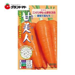 甘美人(にんじん) コート種子 野菜種子 ナント種苗 grantomato