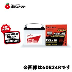 バッテリー GHC 40B19R グランクルーズハイクラス クルマ用バッテリー GSユアサ|grantomato