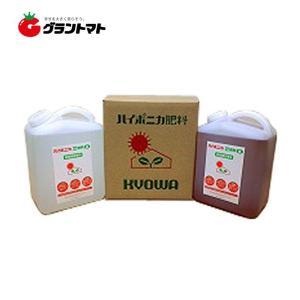 ハイポニカ A剤+B剤 各4L (4000ml)セット 水耕栽培 協和の液体肥料 液肥【取寄商品】|grantomato