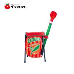 グリーンサンパーエコノミー 軽量タイプの肥料散布機 容量20kg〜25kg ヤマト農磁|grantomato