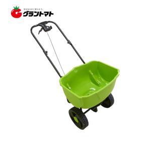 手押し式肥料散布機 容量27L(小) 耐荷重10kg シンセイ|grantomato