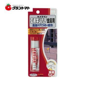 エポキシパテ 金属用 60g HC-116 穴うめ・成形 セメダイン grantomato