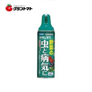 カダンVII 450ml 園芸用殺虫スプレー フマキラー grantomato