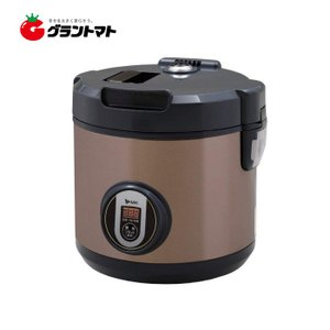黒にんにくメーカー BG-05T ブラウン エムケー精工【取寄商品】|grantomato