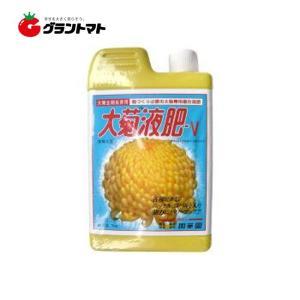 大菊液肥V 1kg 菊用の肥料 国華園|grantomato