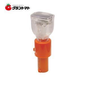 ソーラー式LEDフラッシュライト FLT-110 防獣防犯用 高儀|grantomato