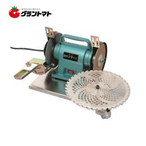 刃物研磨機  Dケンマー3 マルチ研磨機 FK-004 両頭グラインダー式研磨機 フジ鋼業|grantomato