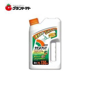 ラウンドアップマックスロードAL 2L 希釈済みシャワー除草剤 日産化学|grantomato
