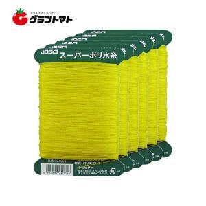 御買得ナスーパーポリ水糸 6パック 100mx6P JBSO オカムラ技研|grantomato