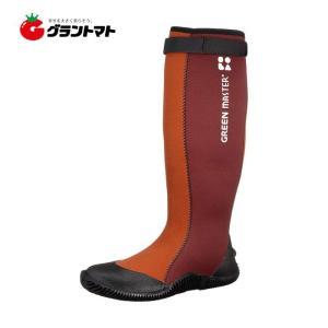 グリーンマスター Sサイズ エンジ 2620 やわらかな農園芸用長靴 アトム grantomato