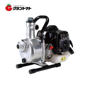 ハイデルスポンプ SEV-25L 25mm 2サイクルエンジン 高性能自吸式エンジンポンプ SEV25L 1インチ 工進|grantomato