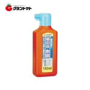 雨の日朱液 PSS3-180 180ml 墨つぼ用墨汁 タジマ|grantomato