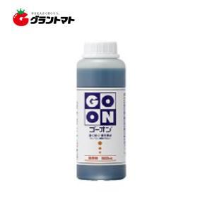 GO-ON ゴーオン 500ml グルホシネート 18.5% 非農耕地用 除草剤 【ハート】|grantomato
