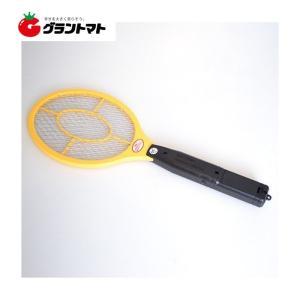 電撃殺虫ラケット 2 イエロー 永光|grantomato