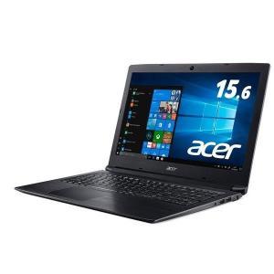 Acer(エイサー) A315-53-A34UK オブシディアンブラック 15.6型ノートパソコン ...
