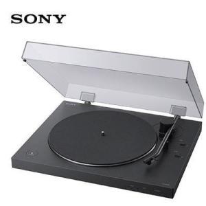 ソニー ステレオレコードプレーヤー Bluetooth PS-LX310BT[10000円アマゾンギ...