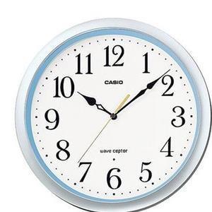 【10セット】 カシオ 電波掛時計 シルバーブ...の関連商品1