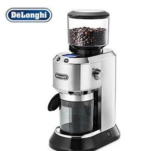 デロンギ デディカ コーン式コーヒーグラインダー KG521J-M メタルシルバー【15倍ポイント】