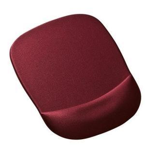 MPDMU1NWR◆低反発ウレタンを使用したリストレスト付きのマウスパッドです。 ◆宇宙工学から生ま...