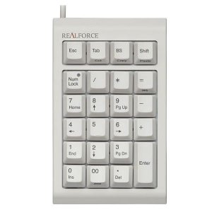 WC0100トウプレ2009年07月 発売◆静電容量無接点方式スイッチにより極上のキータッチを実現デ...