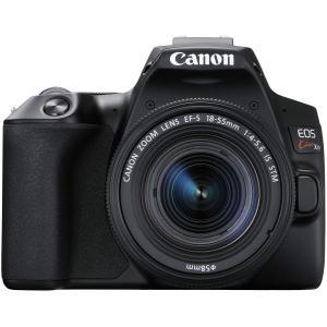 Canon キヤノン デジタル一眼レフカメラ EOS Kiss X10ブラック(W)・EF-S18-...