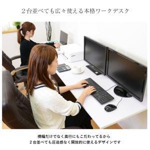 デスク コーナーデスク パソコンデスク オフィ...の詳細画像4