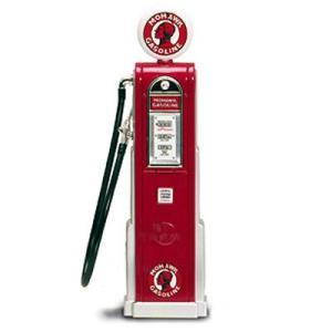 モホーク (MOHAWK GASOLINE):デジタル・ガスポンプ・レプリカ|grease-shop