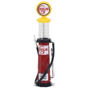 ガソリン (GASOLINE):シリンダー・ガスポンプ・レプリカ|grease-shop