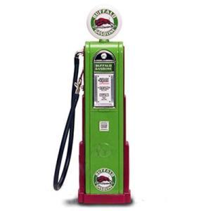 バッファロー (BUFFALO):デジタル・ガスポンプ・レプリカ|grease-shop