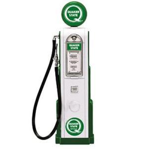 クエーカーステート (QUAKER STATE):デジタル・ガスポンプ・レプリカ|grease-shop