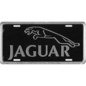 ライセンスプレート:Jaguar|grease-shop