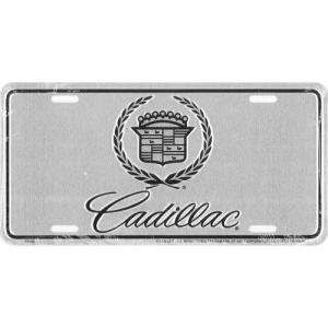 ライセンスプレート:Cadillac|grease-shop